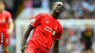 AMAZING: Mario Balotelli had a £1m bonus clause in his Liverpool contract for good behaviour