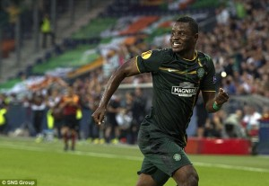 Wakaso Mubarak can become a Celtic cult hero after debut goal at Salzburg