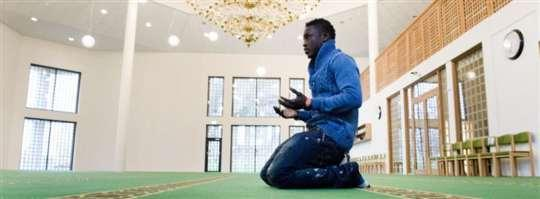 Waris prayed in a Turkush mosque early on Monday morning before undergoing the medical in Istanbul