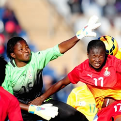 Ghana names final squad for African Women's Championship,  Police Ladies dominate