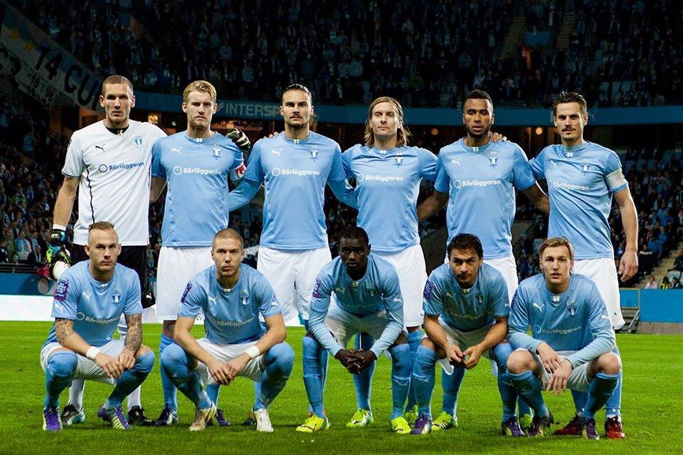 Adu in Malmo's line-up