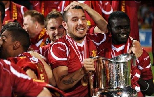Adu won the Danish title