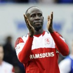Albert Adomah: Middlesbrough will lose if winger is named in Ghana squad for 2017 AFCON