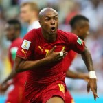 Andre Ayew excited Black Stars top Group E at halfway stage of AFCON qualifiers