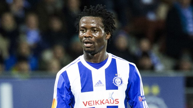 Anthony Annan is confident HJK can recover in Europa League