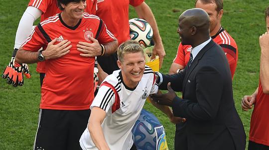 Ghana needs 'proper' welfare officers in national teams - ex defender Anthony Baffoe