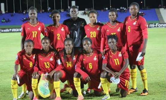 Black Queens held by Faith Soccer Academy in a friendly