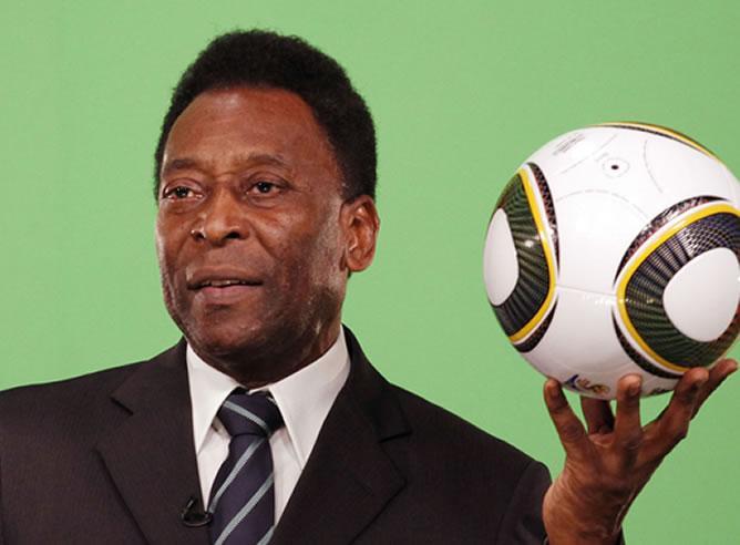 Brazilian icon Pele invited for Nigeria-Ghana friendly clash