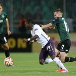 Christian Atsu: Ghana winger happy with Everton draw at Krasnodar in Europa League