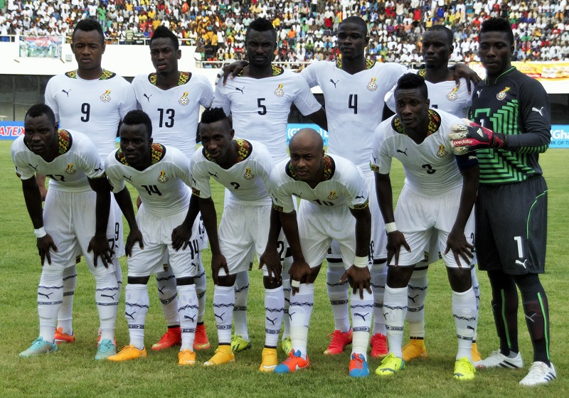 """FEATURE: Black Stars were at """"home"""" in Tamale"""