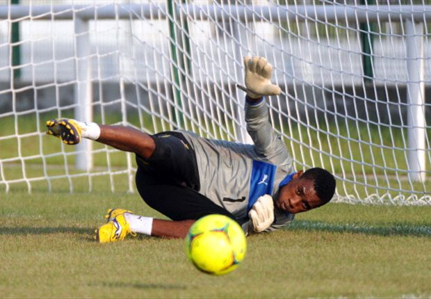 Goalie Daniel Agyei determined to fight his way into Black Stars