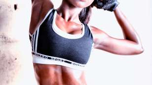 Girl of the week: Workout