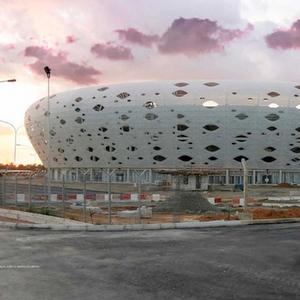 Nigeria's new Akwa Ibom International Stadium