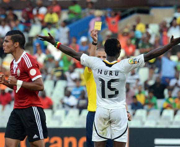 Nuru Sulley is baffled by his snub by Ghana