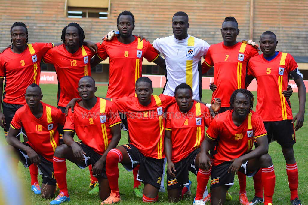 How Ghana's opponents Uganda can still make it to 2015 AFCON