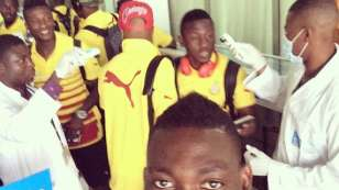 Black Stars arrive in Togo for CAN qualifier