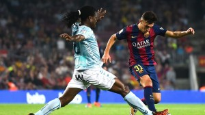 Players from Africa's top footballing countries Ghana and Nigeria were excluded from the three-man shortlist for the Best African Player in the Spanish top-flight last season.