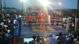 Juvenile boxing talent hunt bells off