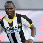 Video: Watch Ghana midfielder Emmanuel Agyemang-Badu talks about personal ambitions and Udinese form this season