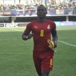 Agyemang-Badu savours special moment as stand-in captain for Ghana