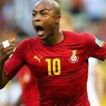 CONFIRMED: Andre Ayew to captain Ghana's Black Stars for the first time today in match against Uganda