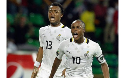Uganda rearing to face world-class talent Ghana in must-win game
