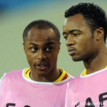 Andre Ayew 'intimidates' brother Jordan when they play together- Togo coach reveals