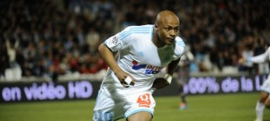 Marseille's Ghanaian winger Andre Ayew ruled out for TWO WEEKS after injury