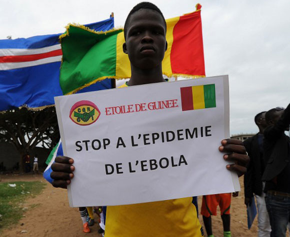 Ebola also affects soccer's Africa Cup of Nations