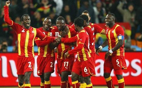 Ghana shone in SA