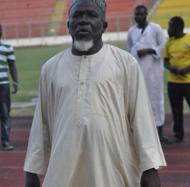 'Fatigued' Alhaji Grusah cries out for BUYER for King Faisal FC but wants club name maintained