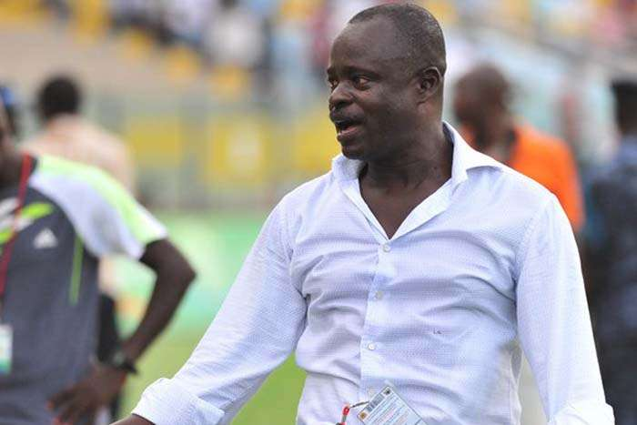 Medeama new coach Prince Owusu not sure of victory against TP Mazembe