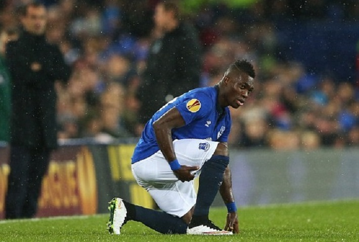 Christian Atsu out with a muscle problem