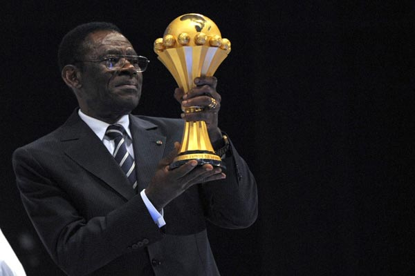 Equatorial Guinea takes centre stage for Africa Cup of Nations