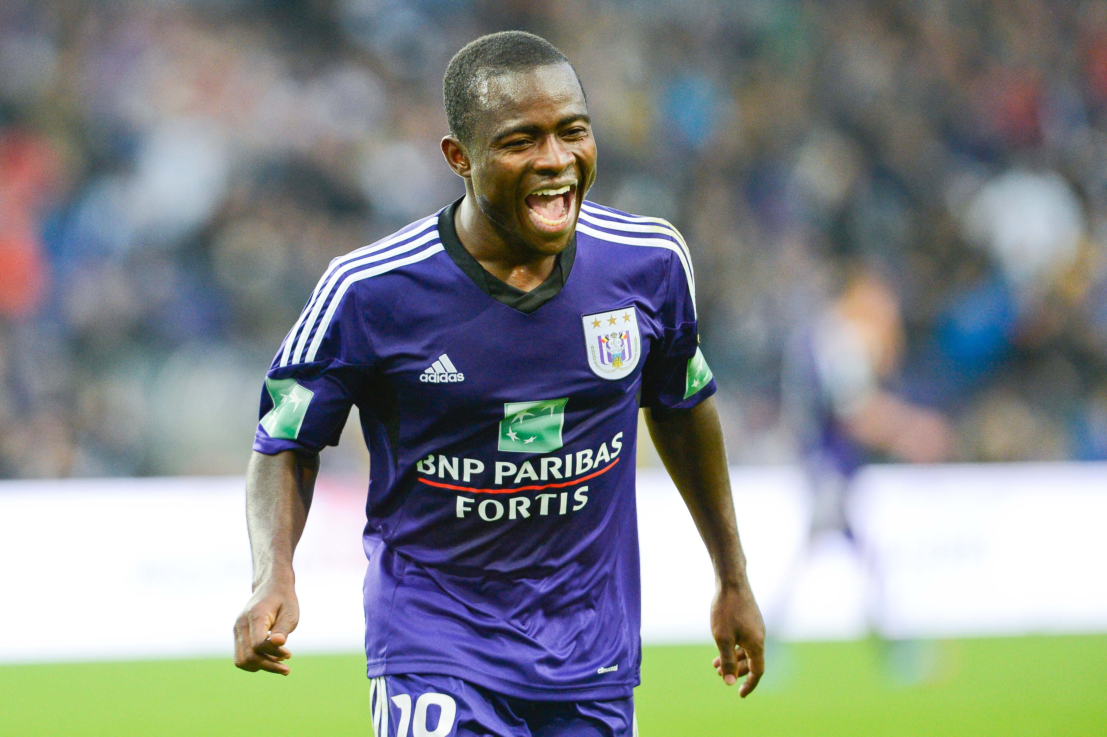 Frank Acheampong has been outstanding for Anderlecht