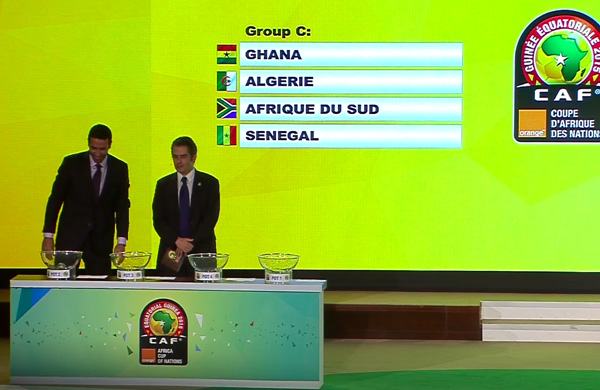 Africa Cup of Nations' lop-sided draw promises intrigue if not high quality