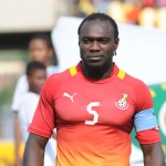 VIDEO: Ex-Ghana captain John Mensah proves his fitness in kick-about