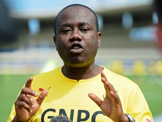 Feature: Kwesi Nyantakyi's powers of adhesion will survive him and George Afriyie's ascension will rise the Black Stars again