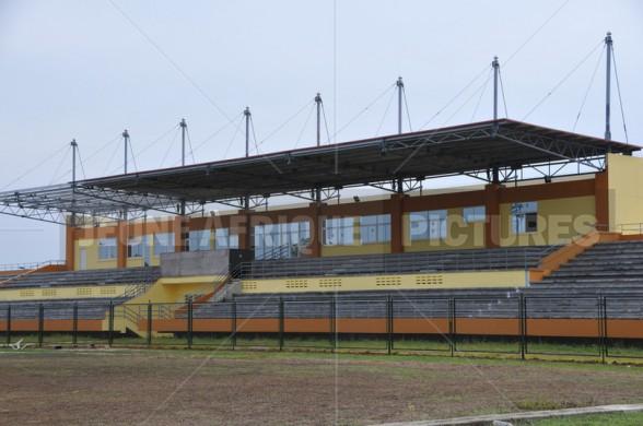 The Mongomo Stadium