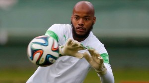 2015 Nations Cup: Algerian 'animals' ready to win Nations Cup, says goalie Mbolhis