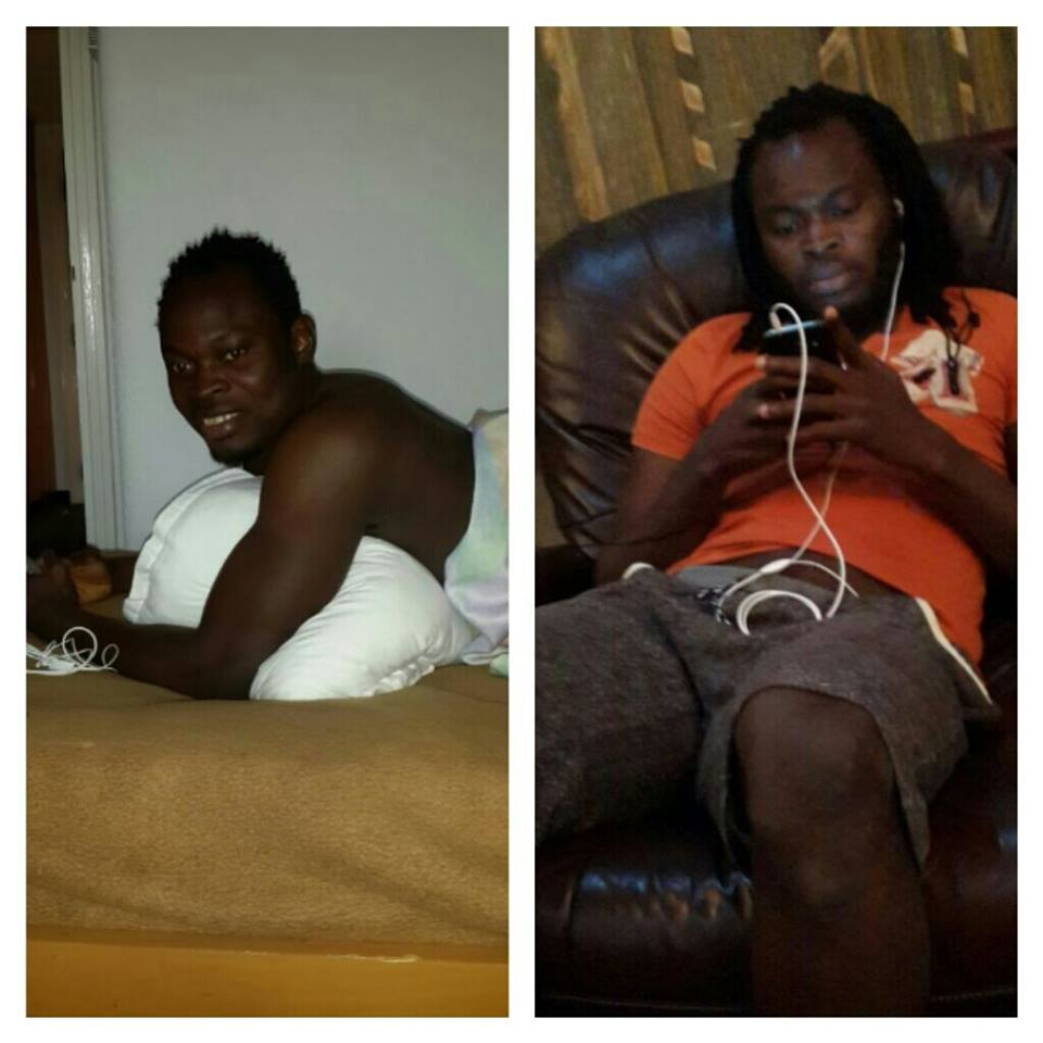 The complete transformation of Yahaya Mohammed