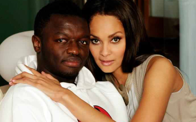Menaye donkor muntari wedding bands