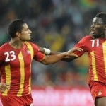 AFCON 2015: Ghana, South Africa keep squad options open