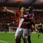 Albert Adomah: Ghana winger shines as Middlesbrough shock Manchester City in English FA Cup