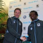 EXCLUSIVE: Ghana midfielder Anthony Annan signs for German side 1860 Munich