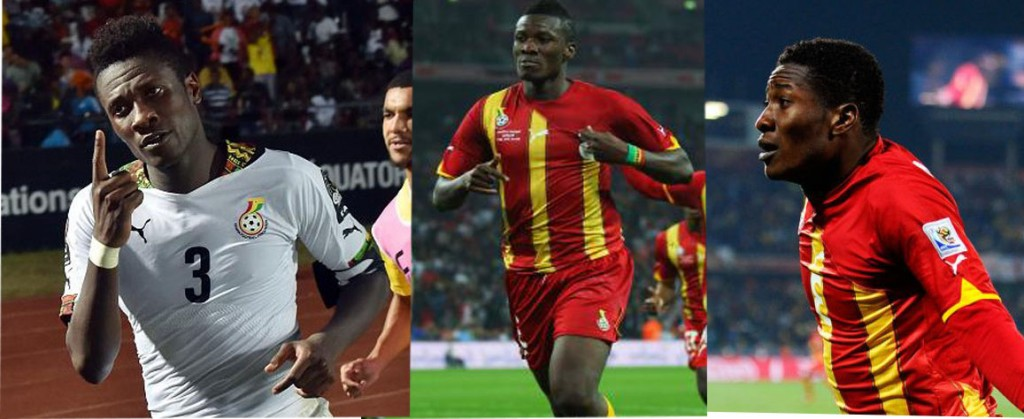 Are these Asamoah Gyan's best Ghana moments since his senior debut?