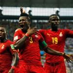 Asamoah Gyan's possible return for Algeria clash excites Ghana defender Jonathan Mensah