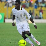 Christian Atsu wants improved concentration against Algeria