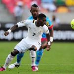 Winger Christian Atsu buzzing ahead of Ghana's Group C opener against Senegal