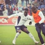 Ghana defender Daniel Opare returns to full scale training at Porto